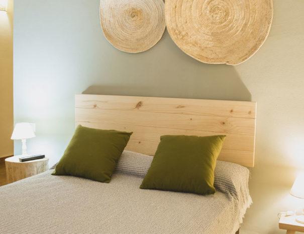 Variades opcions d'allotjament integrades amb l'entorn i la nostra filosofia.